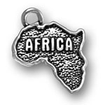 Silver Africa Country Charm