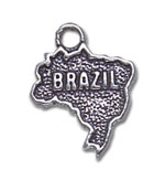 Silver Brazil Country Charm