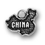 Silver China Country Charm